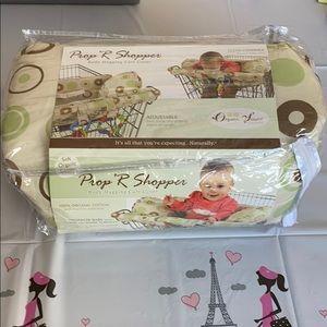 Prop 'R Shopper Body Hugging Cart Cover